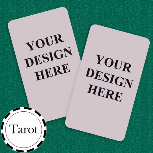 Custom Playing Card Template Unique Tarot Size Custom Cards Blank Cards Custom Full Color