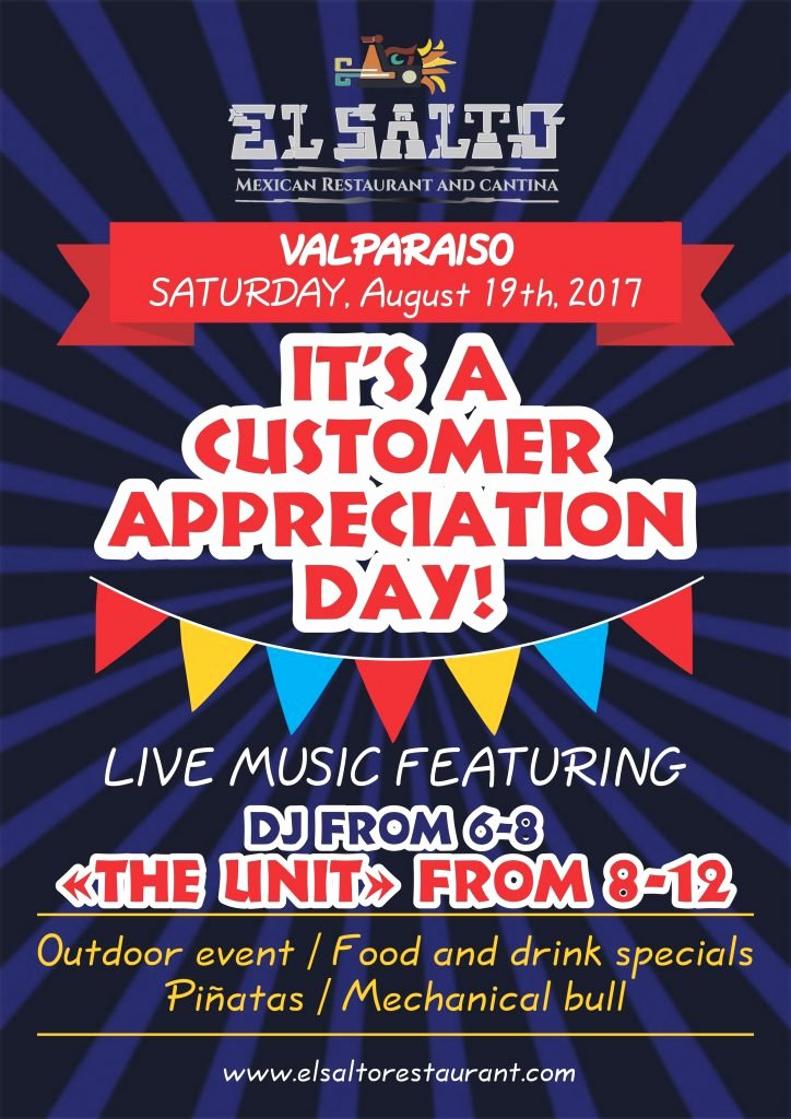 Customer Appreciation Day Flyer Template Awesome Customer Appreciation Day Flyer Customer Appreciation Day