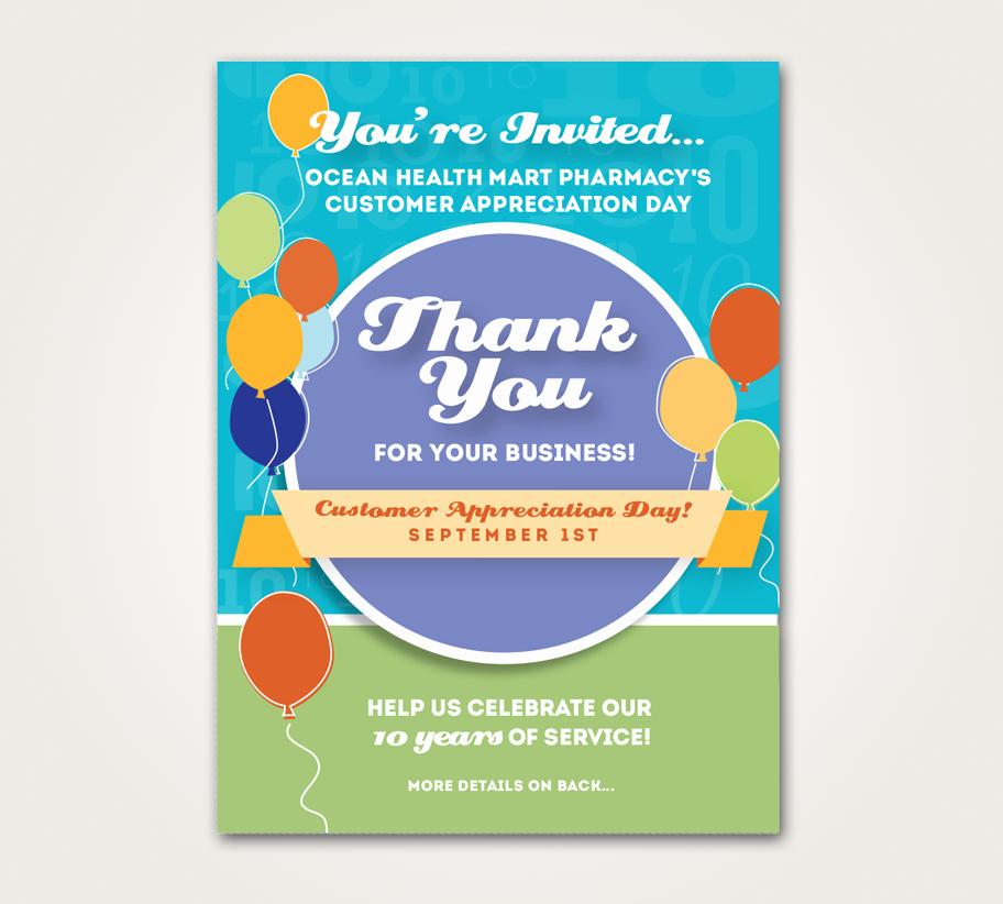 Customer Appreciation Day Flyer Template Elegant Customer Appreciation Day Flyer Template Customer