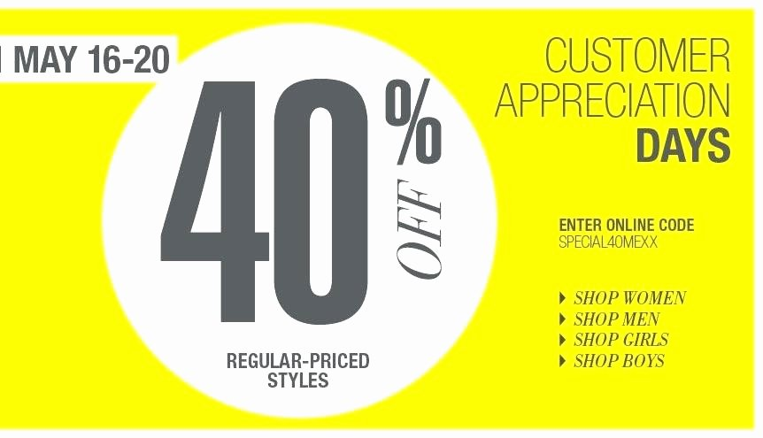 Customer Appreciation Day Flyer Template Lovely Customer Appreciation Ideas Sample Satisfaction Letters