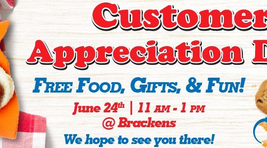 Customer Appreciation Day Flyer Template Unique Customer Appreciation Day Flyer Template Free Flyer