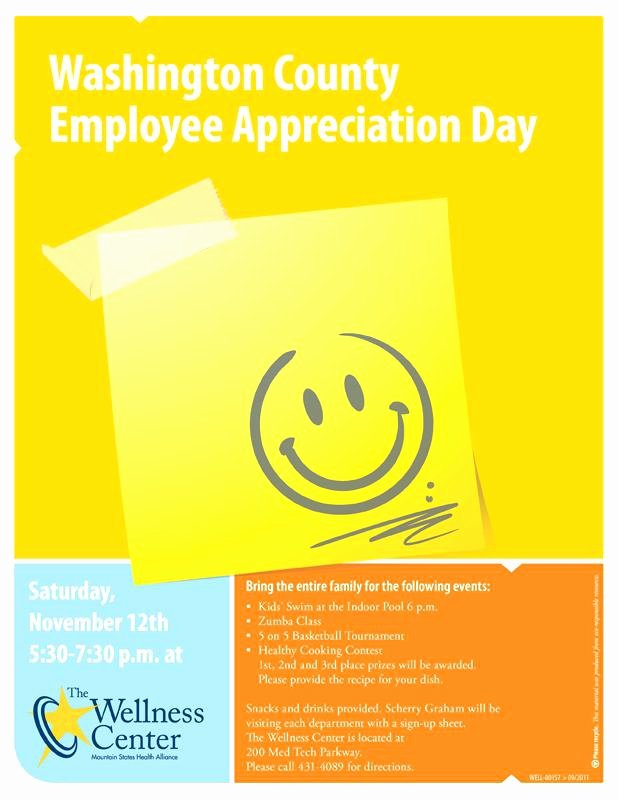 Customer Appreciation Day Flyer Template Unique Pharmacy Customer Appreciation Day Template