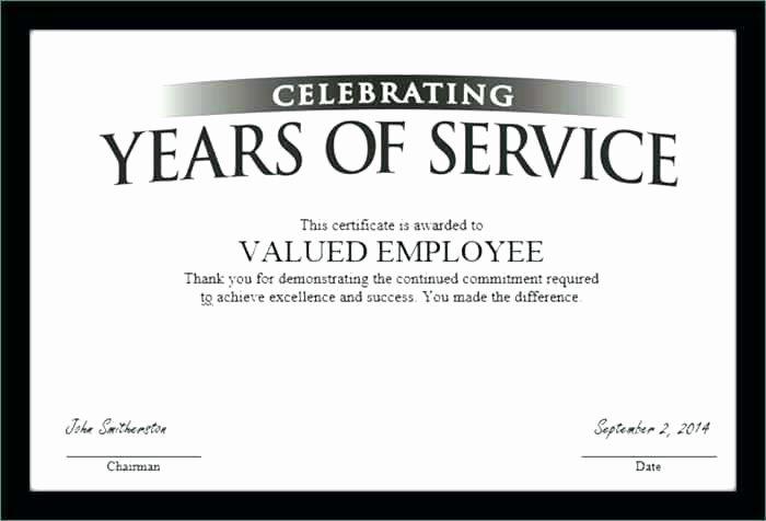 Customer Service Award Template Best Of Service Award Template – Alimie