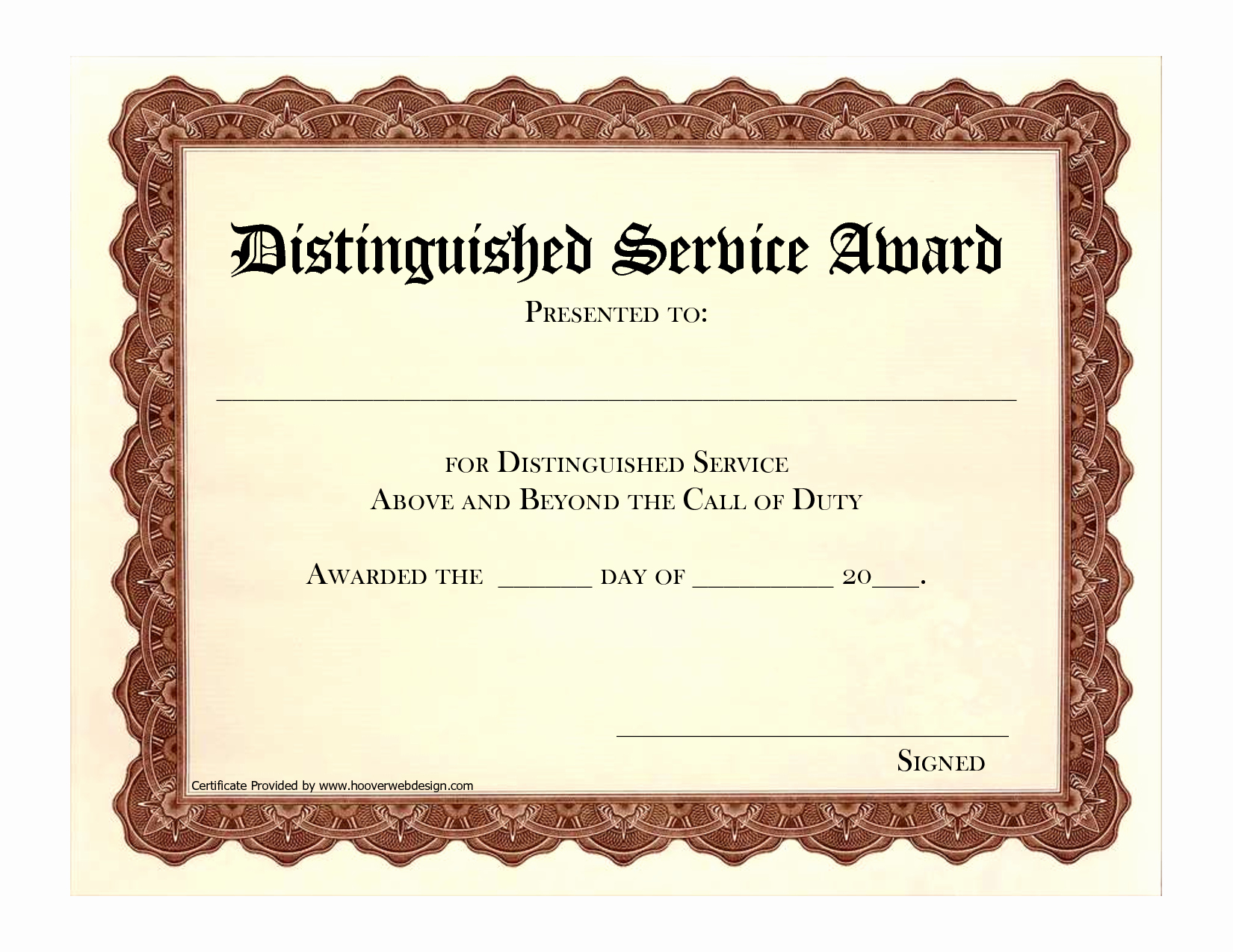 Customer Service Award Template Lovely 7 Best Of Customer Service Award Certificate