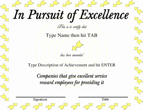 Customer Service Award Template Lovely Customer Service Certificate Template Anil Pandey Mvm
