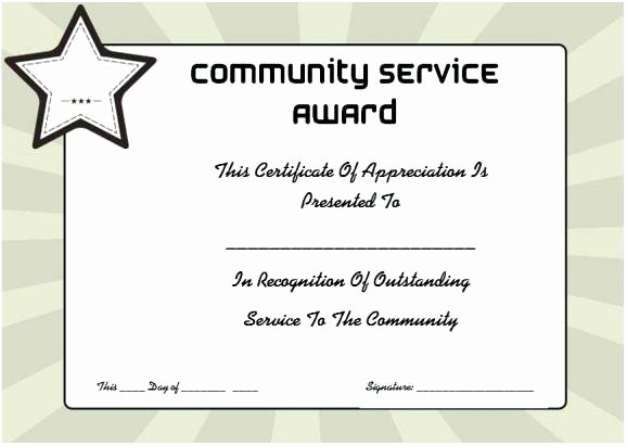 Customer Service Award Template Unique Customer Service Award Template Service Award Templates