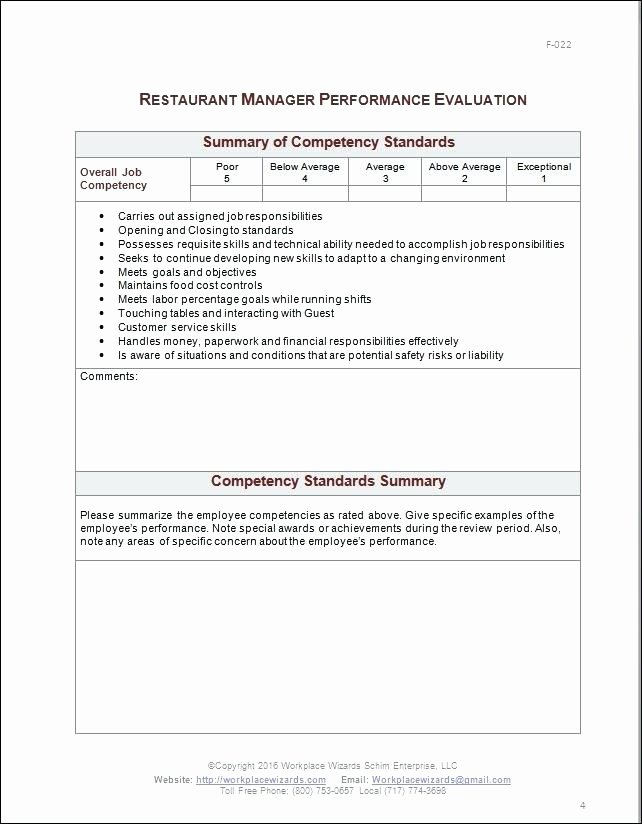 Customer Service Performance Review Template Elegant Customer Performance Review Template Feedback Fresh