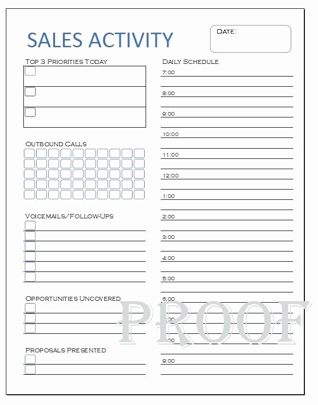 Daily Activity Schedule Template Fresh Activity Schedule Template 8 Free Word Excel Planner Cbt