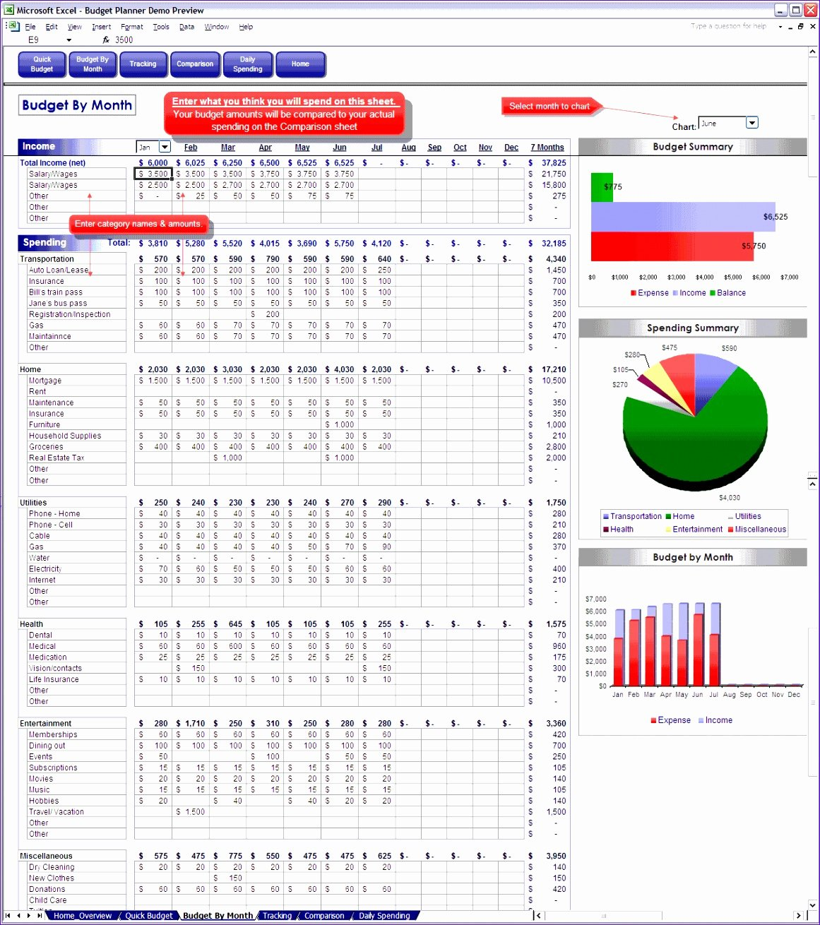 Daily Budget Template Excel Best Of 10 Excel Daily Bud Template Exceltemplates