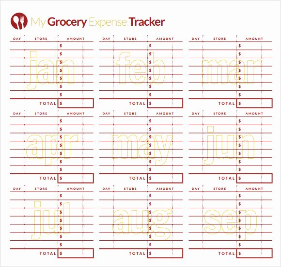 Daily Expense Tracker Template New Daily Expense Manager Excel Template Download