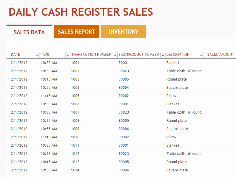 Daily Sales Report Template Elegant Daily Sales Report Bar Night Club