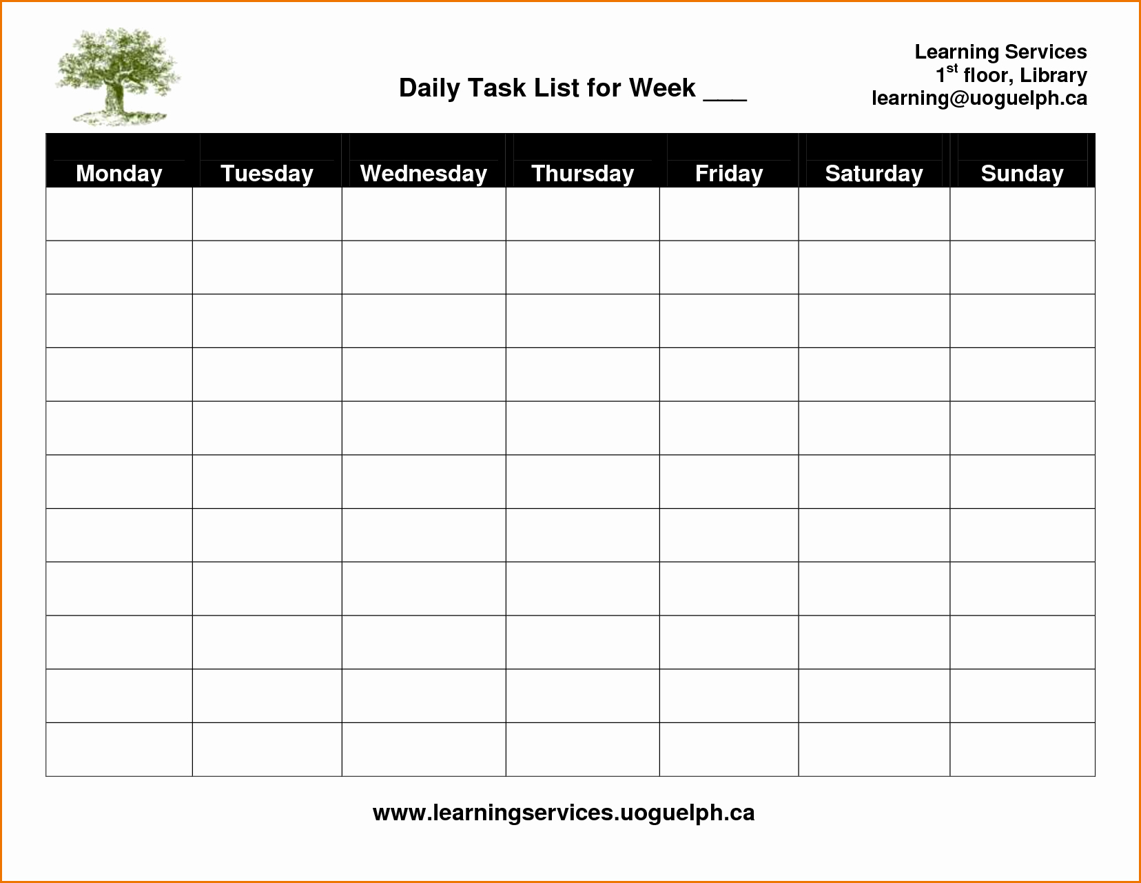 Daily Task List Template Best Of Employee Task List Portablegasgrillweber