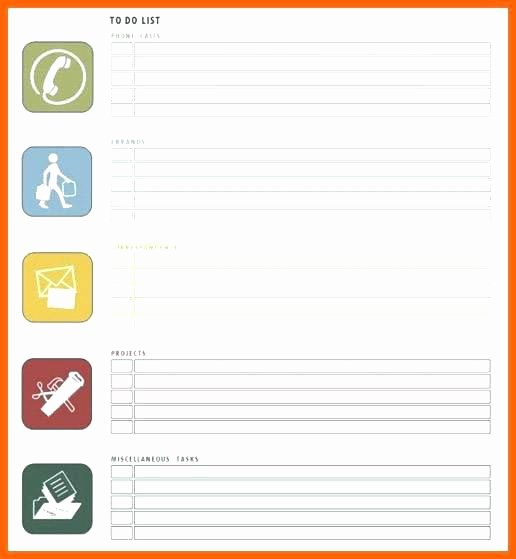 Daily Task List Template Word Awesome Nanny to Do List Template – asctech