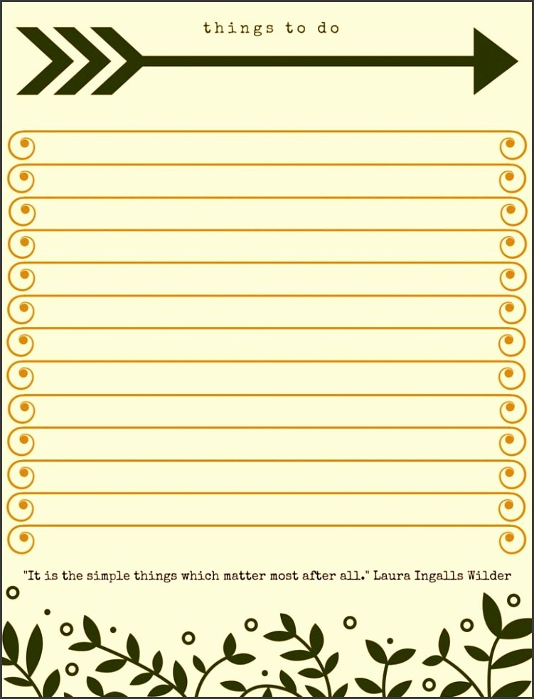 Daily Task List Template Word Elegant 6 Daily Task List Template Sampletemplatess