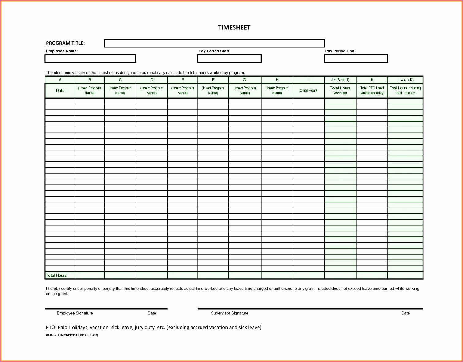 Daily Timesheet Excel Template Awesome 8 Semi Monthly Timesheet Template Excel Exceltemplates