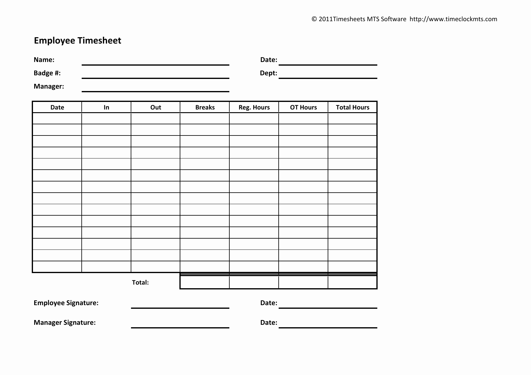 Daily Timesheet Excel Template New Download Weekly Timesheet Template Excel Pdf