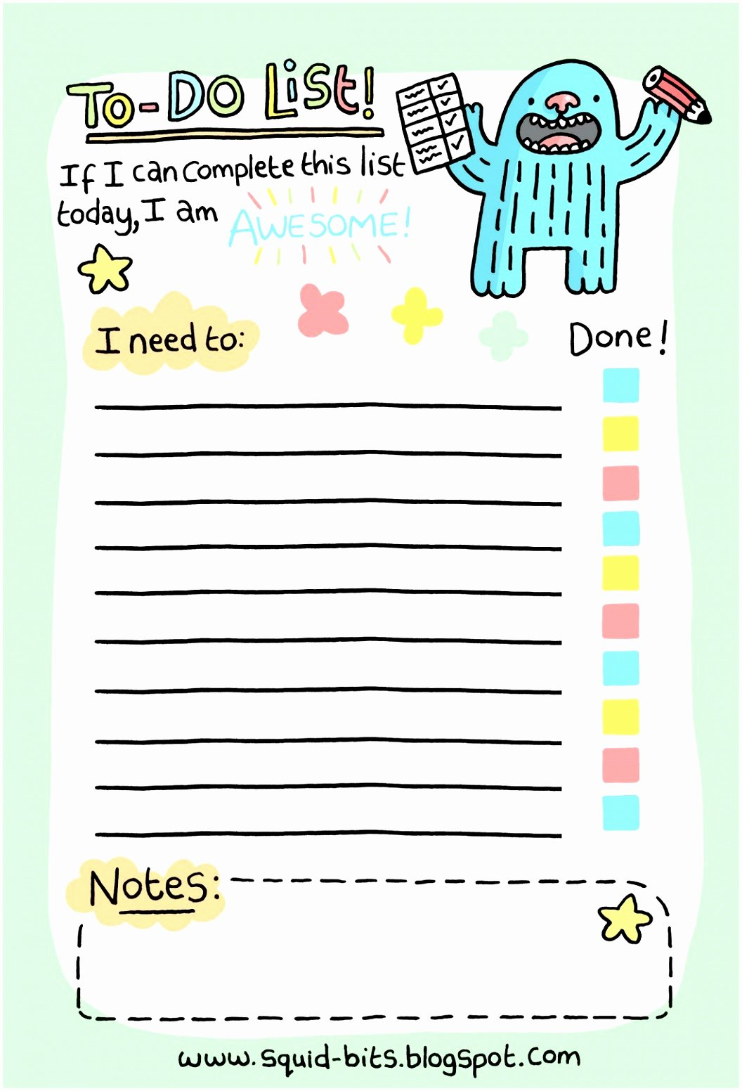 Daily to Do List Template Awesome 7 Daily to Do List Template for Word Tioru