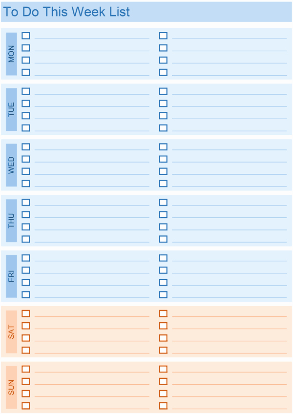 Daily to Do List Template Fresh Daily to Do List Templates for Excel