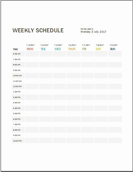 Daily Work Log Template Fresh Daily Work Log Templates for Ms Word & Excel