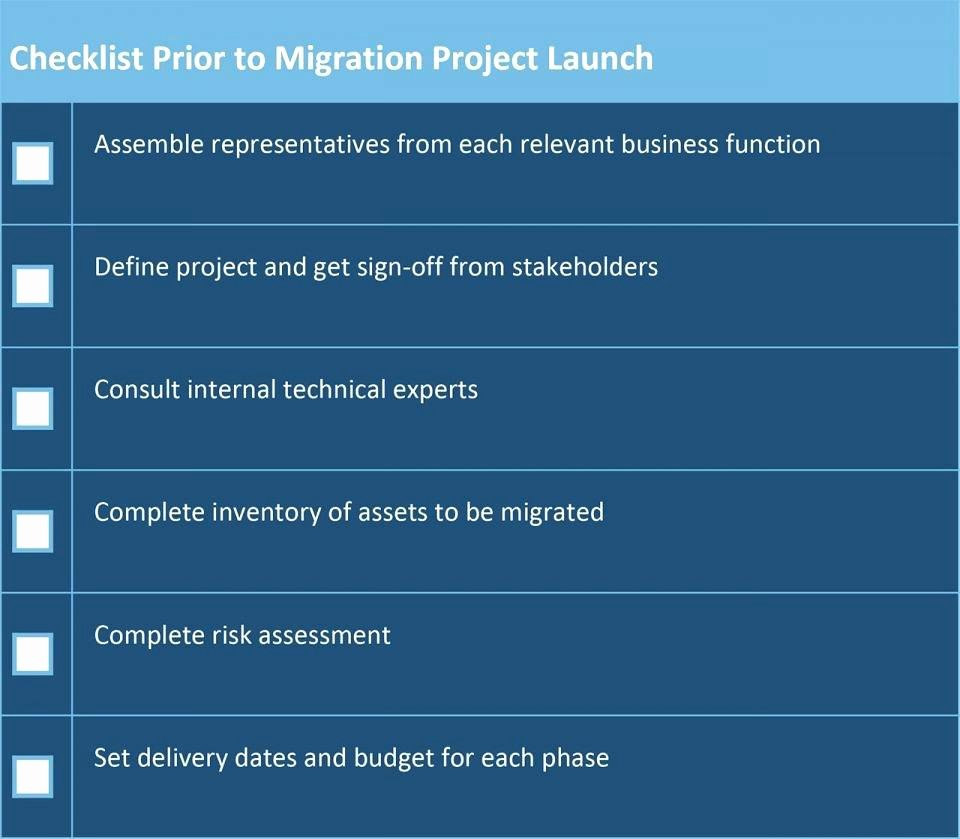 Data Migration Project Plan Template Lovely Data Migration Project Plan Template