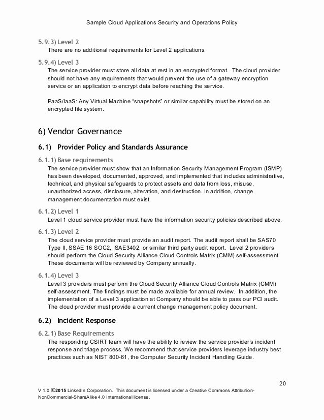Data Security Agreement Template Awesome Backup Policy Template Nist Templates Resume Examples