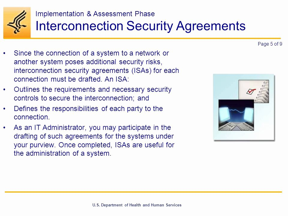Data Security Agreement Template Beautiful Interconnection Security Agreement Template