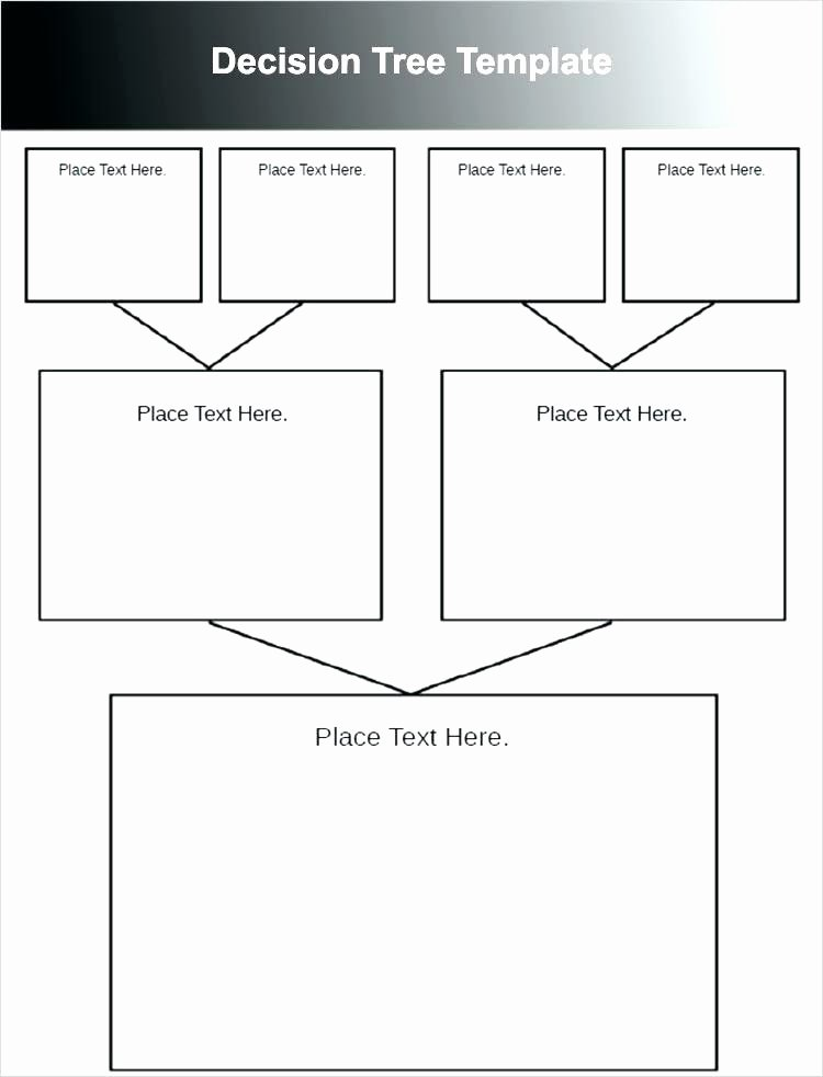 Decision Document Template Word Unique Decision Tree Template Word 2013 – Techshopsavingsfo