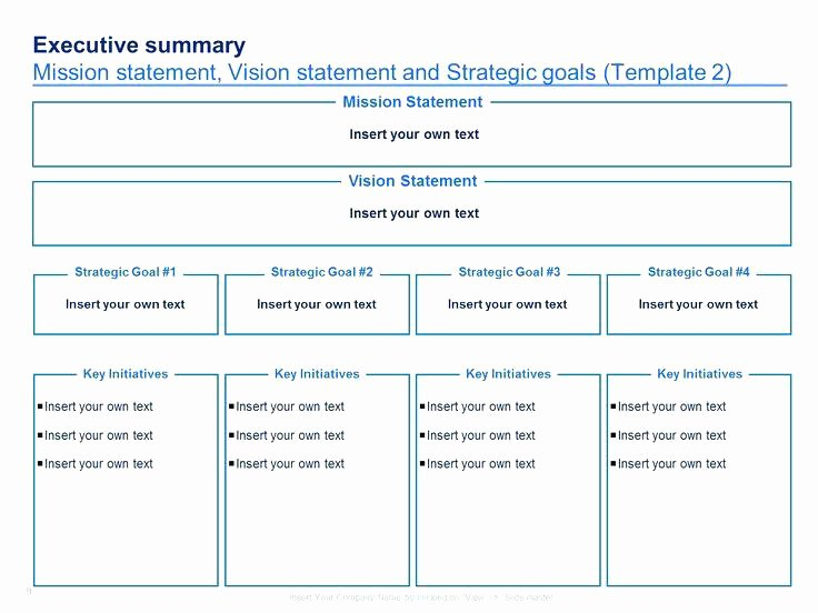 Department Strategic Plan Template Awesome University Department Strategic Plan Template Private