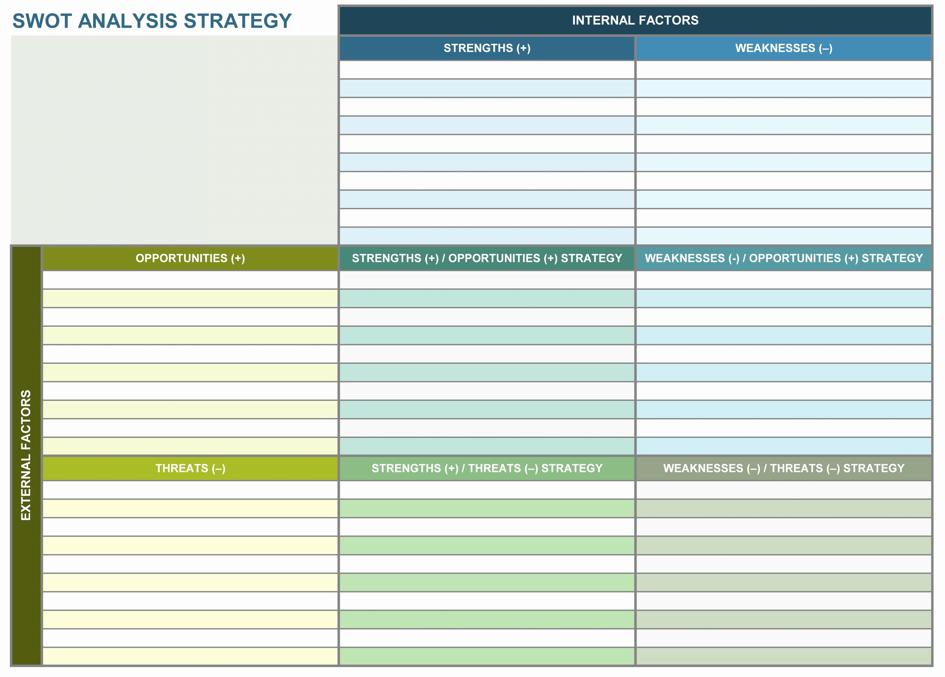 Department Strategic Plan Template Fresh Strategic Human Resource Management