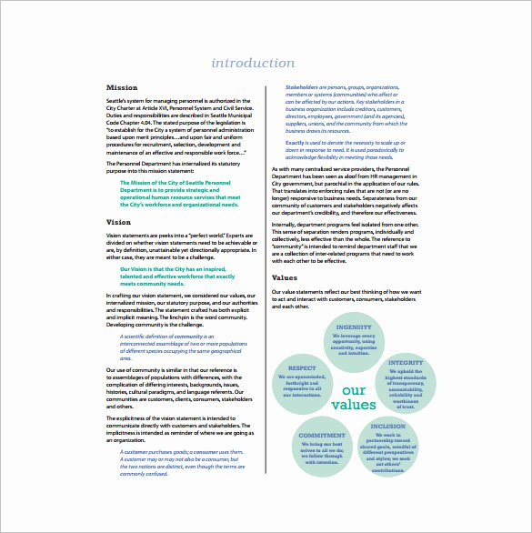 Department Strategic Plan Template Unique It Department Strategic Plan Template Beautiful Template