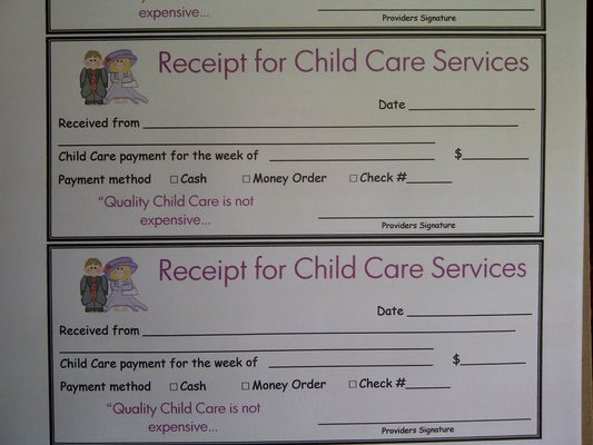 Dependent Care Fsa Receipt Template Fresh Quotes About Receipts 78 Quotes
