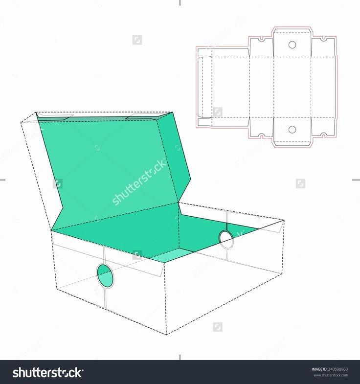 Die Cut Box Template Elegant 517 Best Images About 2 Basteln Aus Karton On Pinterest