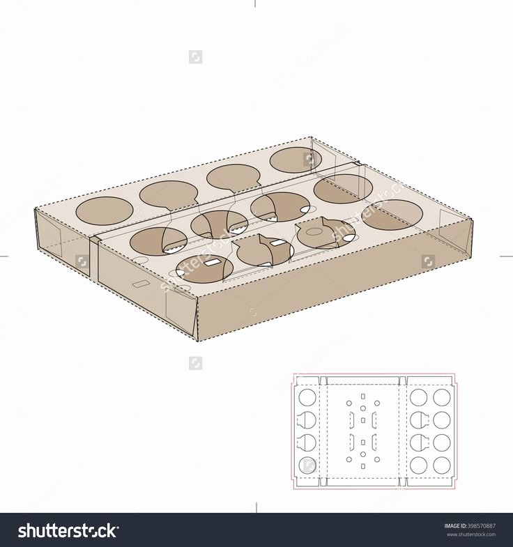 Die Cut Box Template Inspirational 624 Best Images About Packing Template On Pinterest