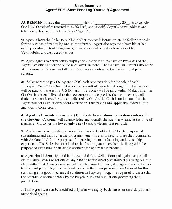 Digital Marketing Contract Template Fresh Marketing Contract Template – Vitaesalute