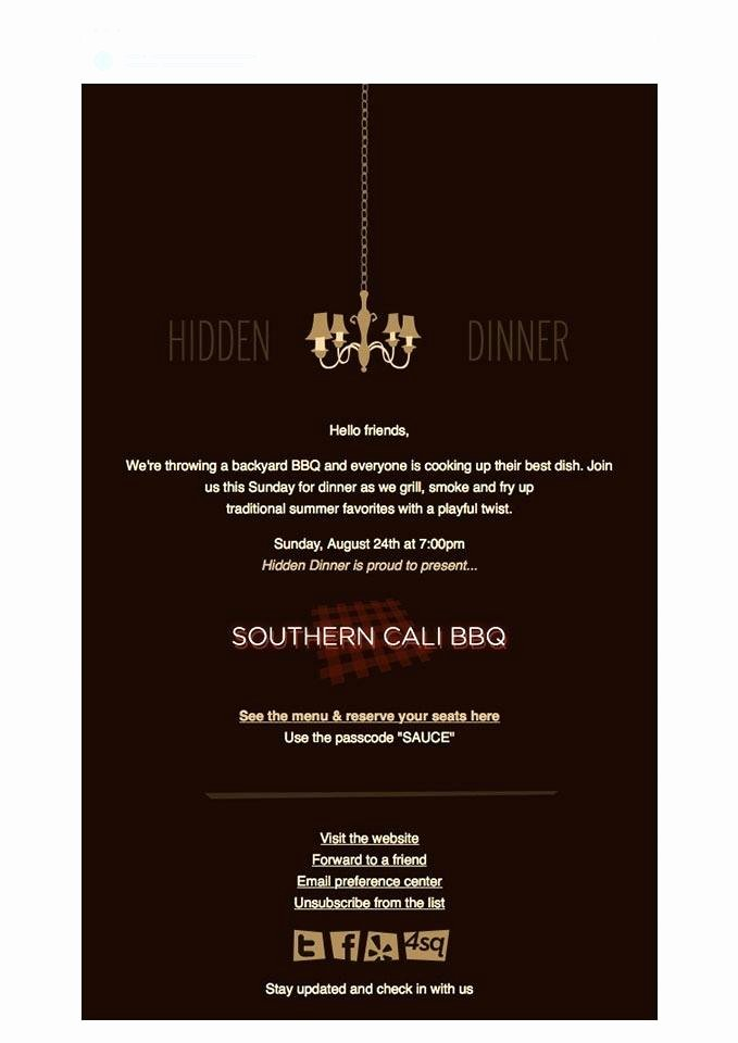 Dinner Invitation Email Template Beautiful Dinner Invite Template formal Dinner Invitation Template
