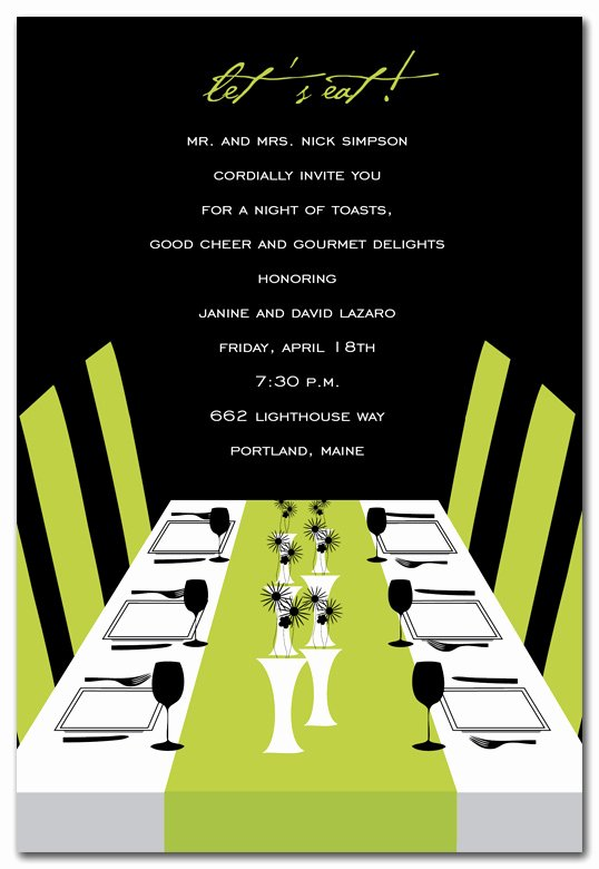 Dinner Invitation Email Template Beautiful Team Dinner Invitation Samples Eyerunforpob