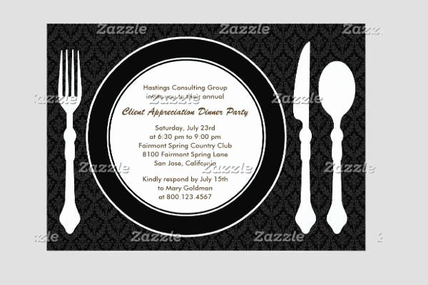 Dinner Invitation Email Template New 19 Corporate Invitation Templates Word Psd Ai Apple