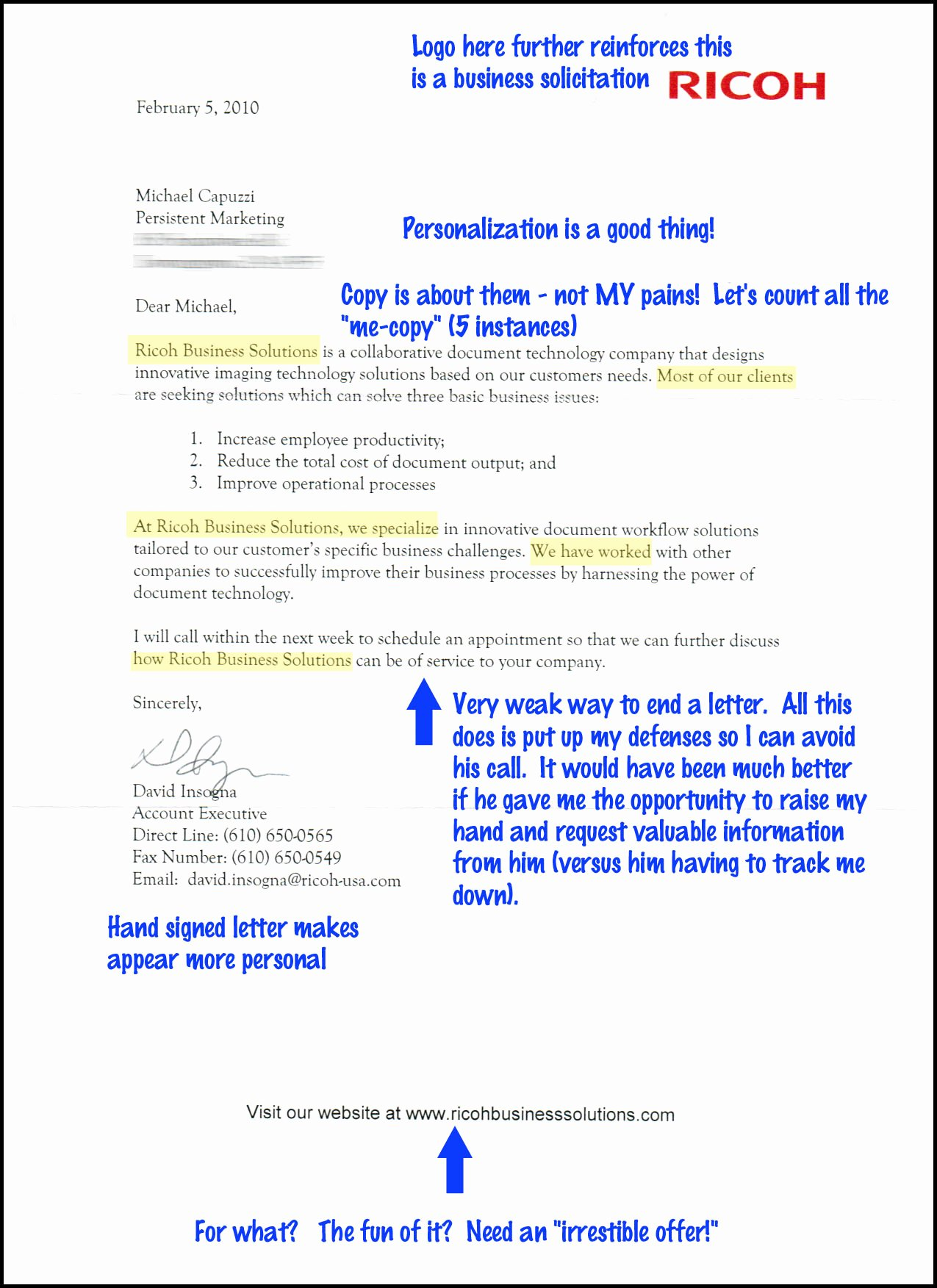 Direct Mail Letter Template Beautiful Direct Mail Advertisement Strategies Direct Mail Examples