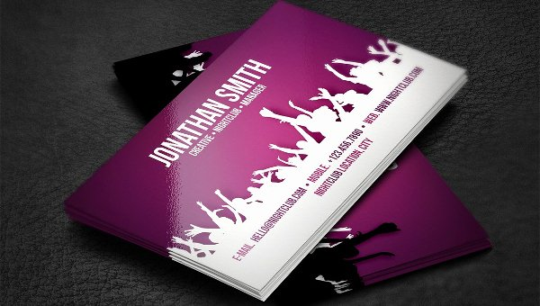 Dj Business Card Template Inspirational 19 Dj Business Cards Free & Premium Psd Ai format Download