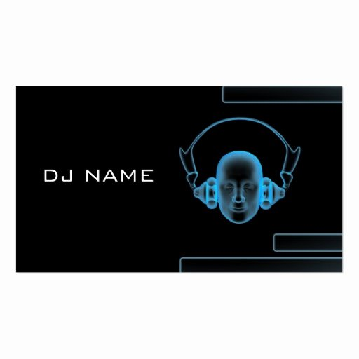Dj Business Cards Template Awesome Premium Dj Business Card Templates Page7