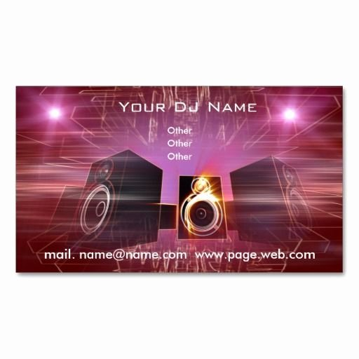 Dj Business Cards Template Beautiful 1000 Images About Dj Business Card Templates On Pinterest