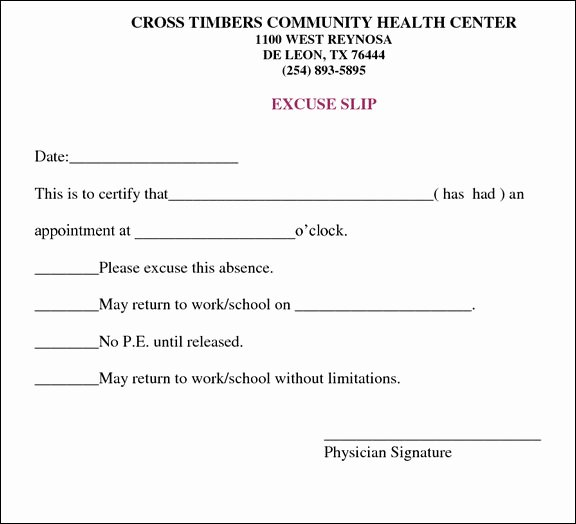 Doctors Notes for Work Template Elegant Doctors Note Template 21 Download Free Documents In Pdf