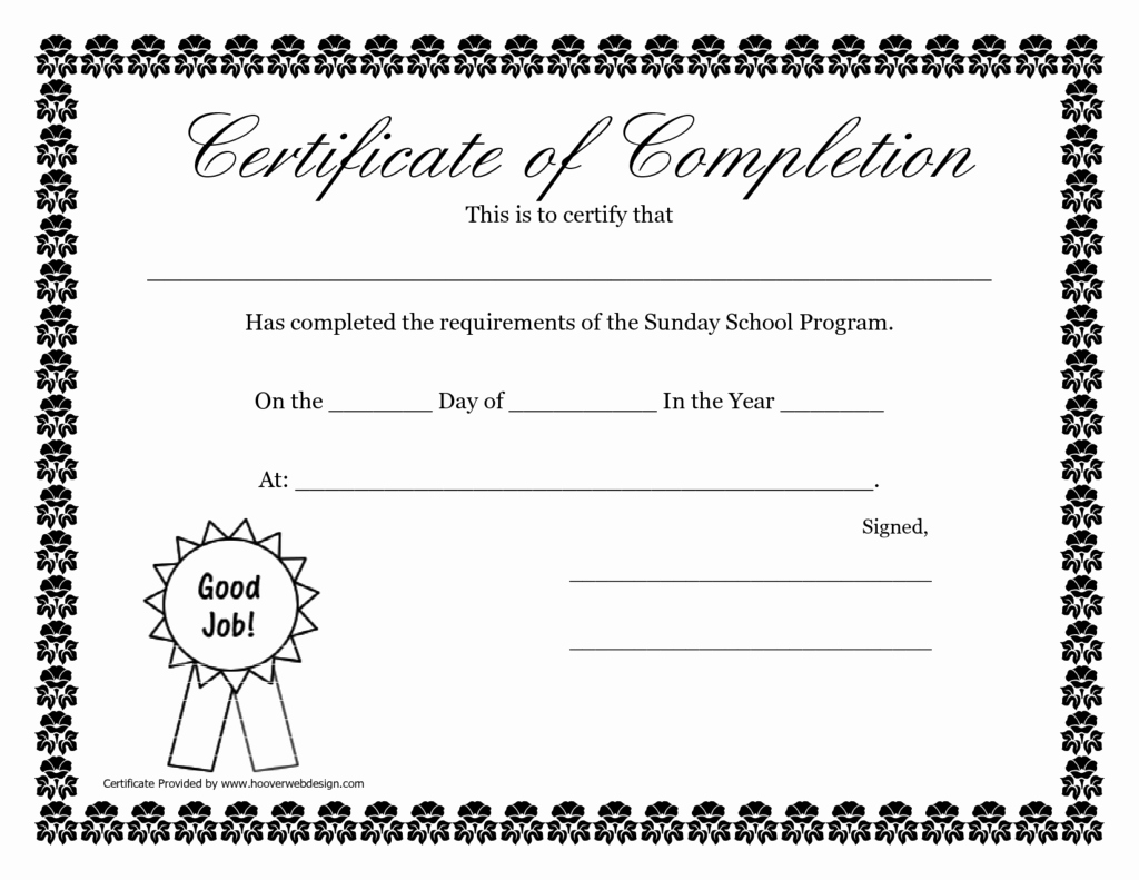 Dog Training Certificate Template Awesome School Certificates Sample Templates