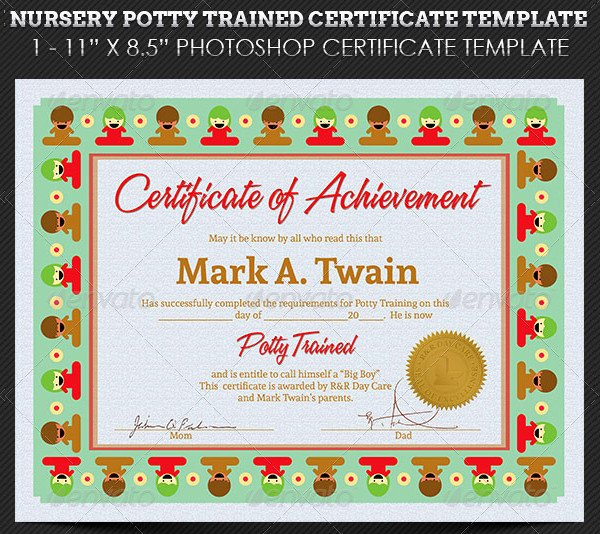 Dog Training Certificate Template Fresh 27 Training Certificate Templates Doc Psd Ai