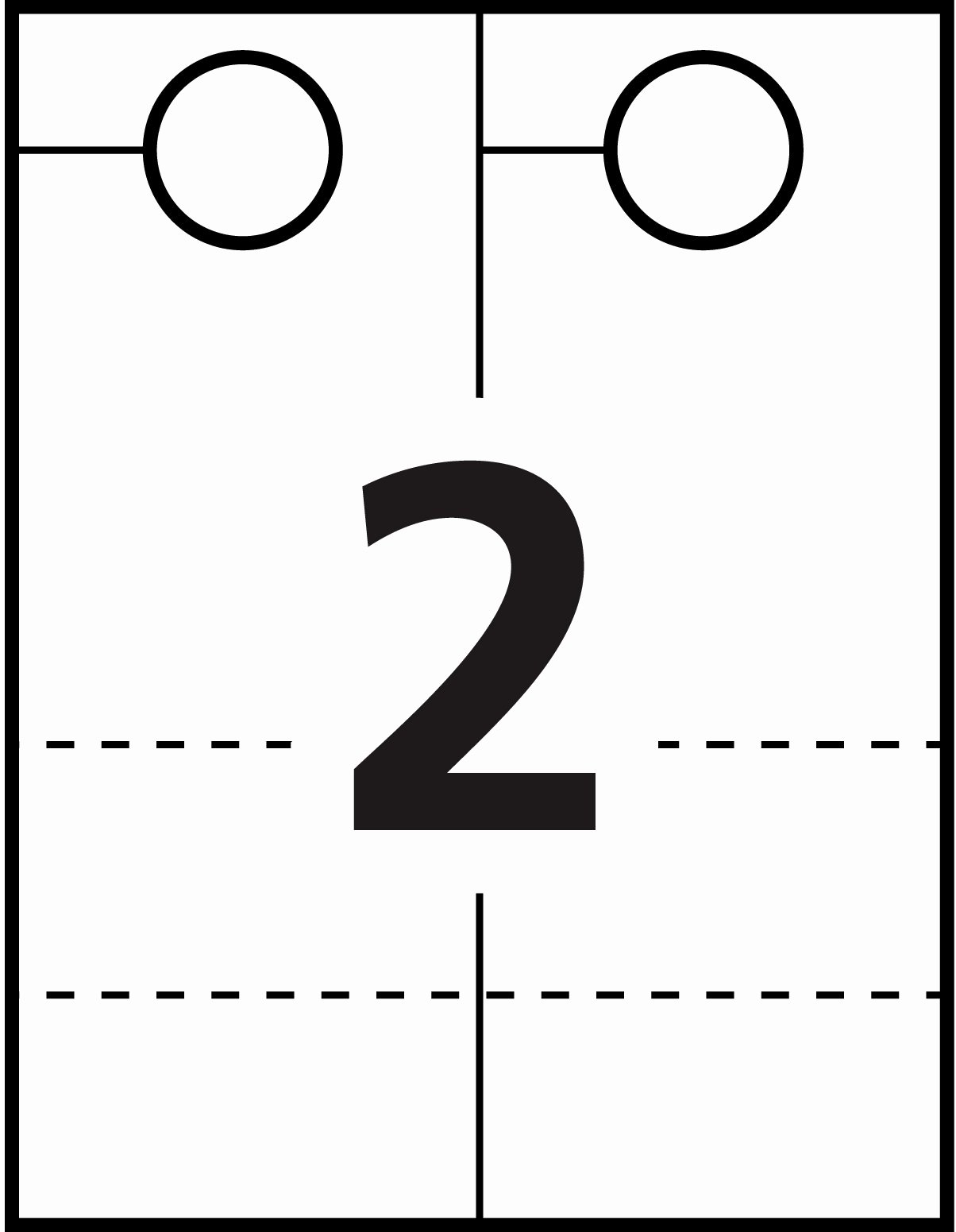 Door Hanger Template for Word Best Of Free Cards Design Templates