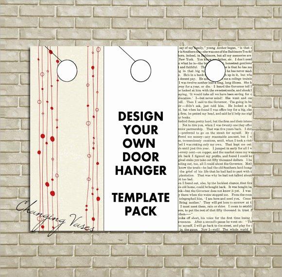 Door Hanger Template Microsoft Word Luxury Sample Banking and Financial Door Hanger Templates 7