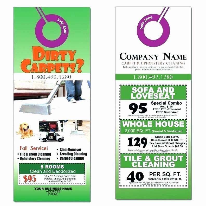 Door Hanger Template Psd Luxury Door Hanger Custom Hangers Designs Templates Samples