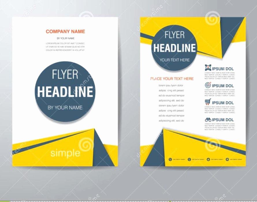 Door Hanger Template Publisher Beautiful Door Hanger Template for Word Document Template Templates
