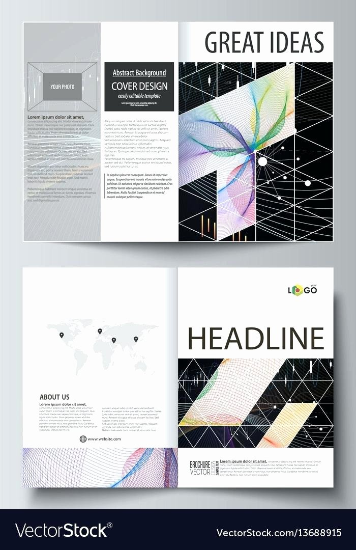 Double Sided Brochure Template Awesome Double Sided Brochure Template – Marginesfo