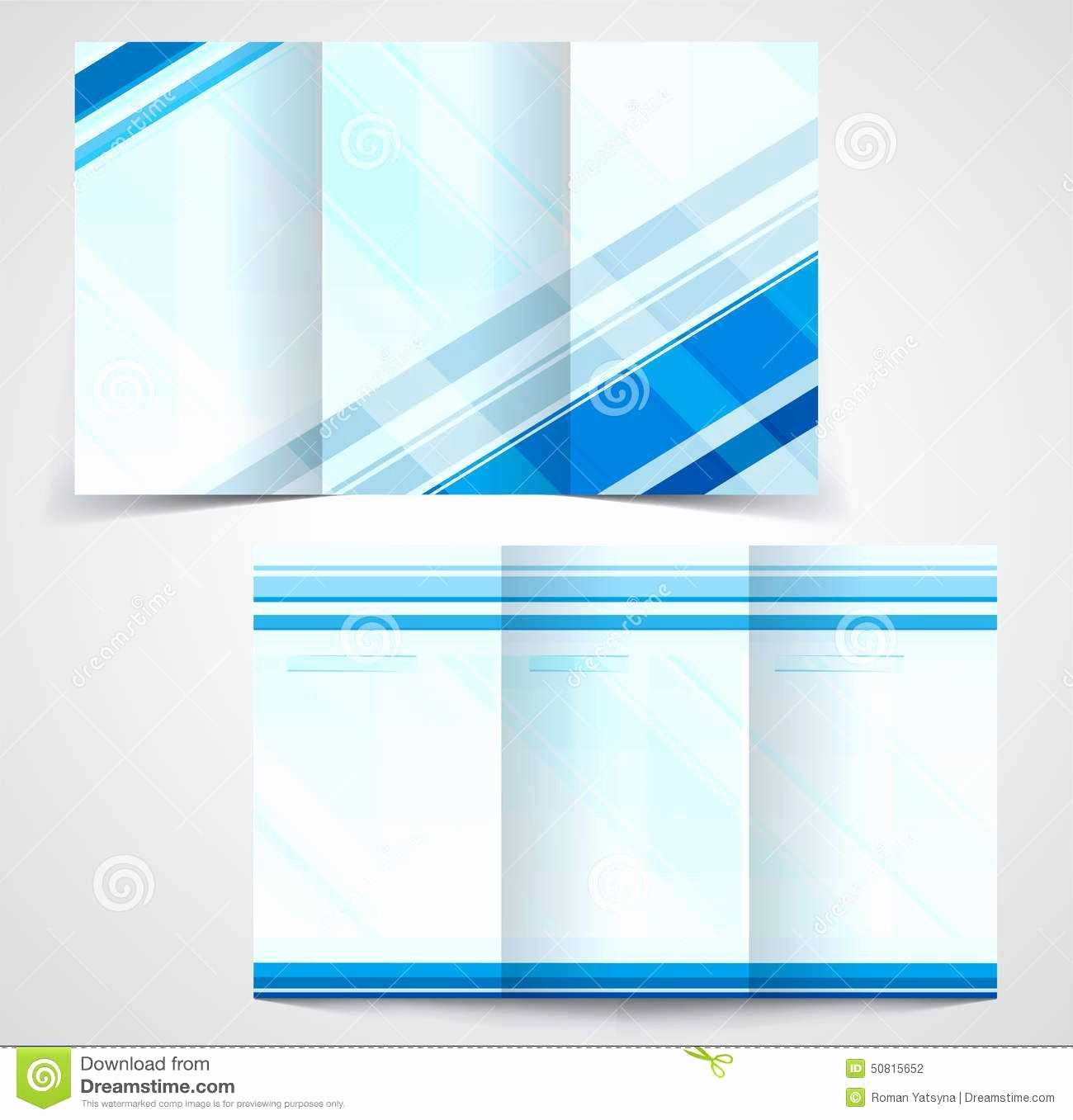 Double Sided Brochure Template Unique Double Sided Business Card Template Word Elegant Double